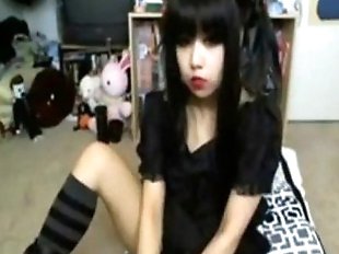 Hot Sexy Asian Cam Girl - Chat with her @..