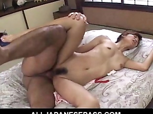 Nana Nanami legs spread wide for a hard fuck - 7..