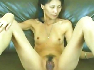 Mature Asian Massaging Pussy - Chat With Her @..