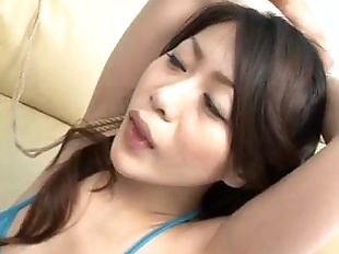 Hina Aisawa fucked with toys in rough ways - 10..