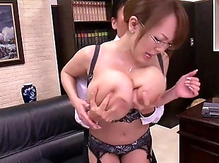 Asian with huge boobs - freexcam.net - 5 min