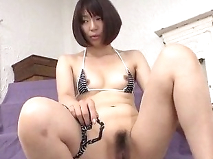 Izumi Manaka needy mommy loves cum on face - 12..