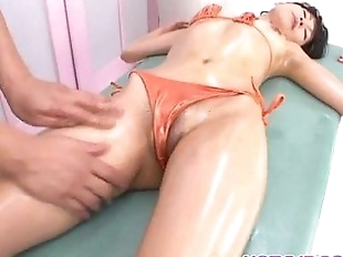 Teen seems horny and eager to fuck - 8 min