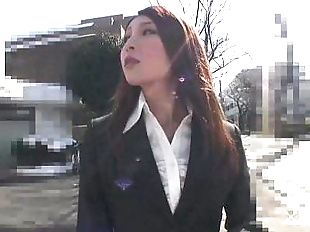 41Ticket - Rara Mizuki Offers Holes For Office..