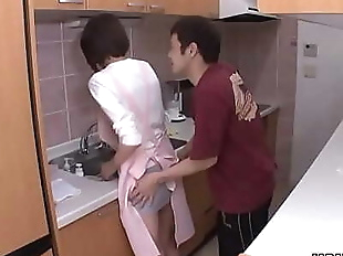 Maid getting fucked by the house owner 1 min 1 sec