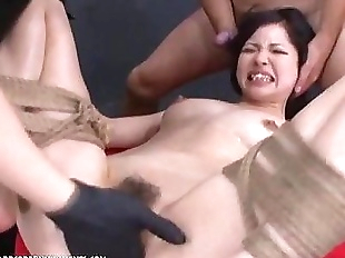 Japanese Bondage Sex - The Taking of Shiori - 5..
