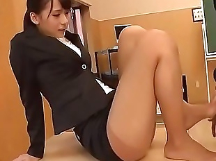 Yui Oba, teacher in heats, amazing hardcore..